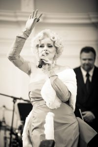 Buffalo Gay Wedding - Marilyn Monroe